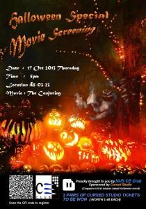 Halloween Special Movie Screening