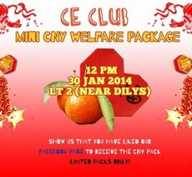 CNY welfare