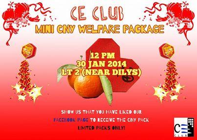 CNY welfare